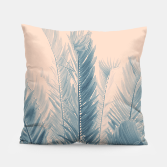 Miniaturka Tropical Leaves Dream #4.1 #tropical #decor #art  Kissen, Live Heroes