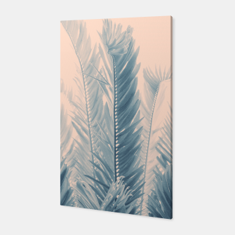 Thumbnail image of Tropical Leaves Dream #4.1 #tropical #decor #art  Canvas, Live Heroes
