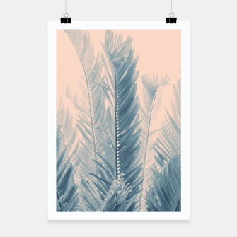 Miniaturka Tropical Leaves Dream #4.1 #tropical #decor #art  Plakat, Live Heroes