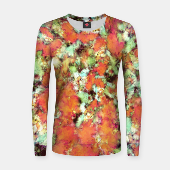 Thumbnail image of Cascading time Women sweater, Live Heroes