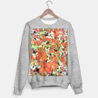 Thumbnail image of Cascading time Sweater regular, Live Heroes