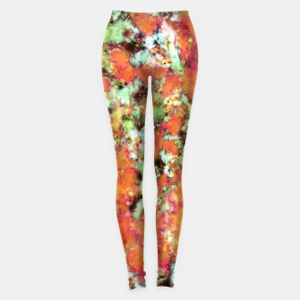 Thumbnail image of Cascading time Leggings, Live Heroes