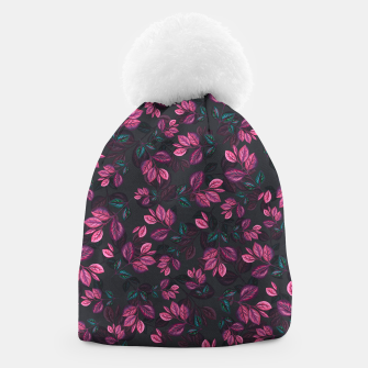 Thumbnail image of Leaves pattern #1 Beanie, Live Heroes
