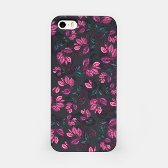 Miniatur Leaves pattern #1 iPhone Case, Live Heroes