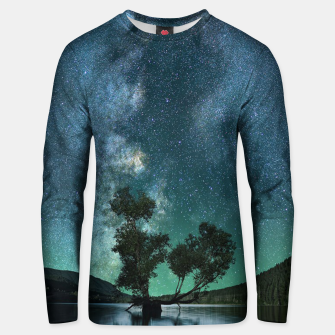 Thumbnail image of Tree Stars Unisex sweater, Live Heroes