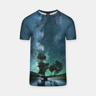 Thumbnail image of Tree Stars T-shirt, Live Heroes