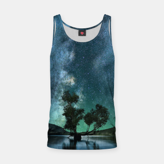 Thumbnail image of Tree Stars Tank Top, Live Heroes