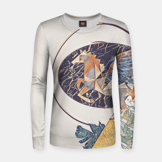 Thumbnail image of Marble pegasus Women sweater, Live Heroes