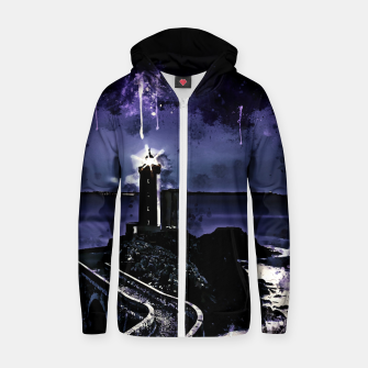 Miniature de image de lighthouse plouzane wscl Zip up hoodie, Live Heroes
