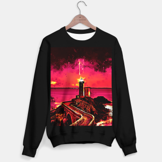 Miniature de image de lighthouse plouzane wsor Sweater regular, Live Heroes