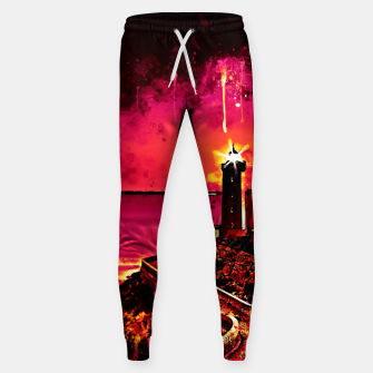 Miniature de image de lighthouse plouzane wsor Sweatpants, Live Heroes