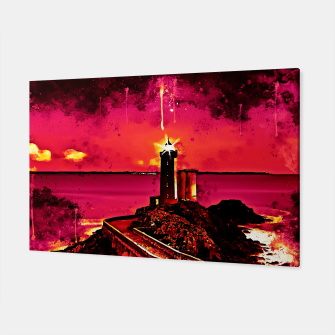 Miniature de image de lighthouse plouzane wsor Canvas, Live Heroes