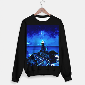 Miniature de image de lighthouse plouzane wsstd Sweater regular, Live Heroes