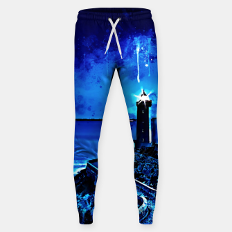 Miniature de image de lighthouse plouzane wsstd Sweatpants, Live Heroes
