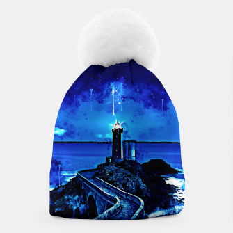 Thumbnail image of lighthouse plouzane wsstd Beanie, Live Heroes