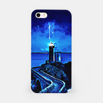 Thumbnail image of lighthouse plouzane wsstd iPhone Case, Live Heroes