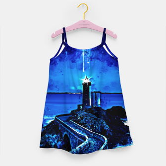 Miniature de image de lighthouse plouzane wsstd Girl's dress, Live Heroes