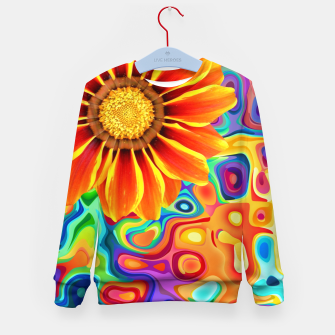Thumbnail image of Blossom Kid's sweater, Live Heroes
