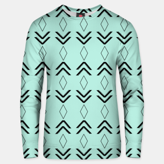 Thumbnail image of Tribal Pattern Aztec #3 #minimal #decor #art  Unisex sweatshirt, Live Heroes