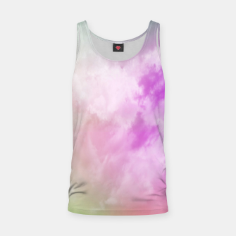 Miniatur Raibow clouds Tank Top, Live Heroes