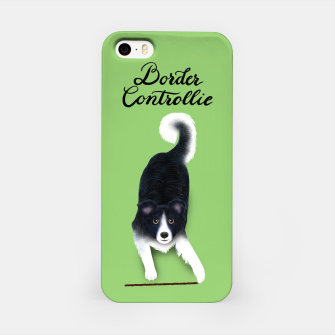 Thumbnail image of Border Controllie (Green) iPhone Case, Live Heroes