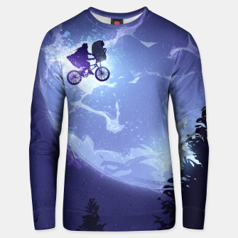 Thumbnail image of E.T. the Extra-Terrestrial Unisex sweater, Live Heroes