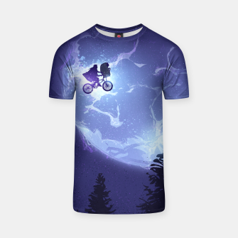 Thumbnail image of E.T. the Extra-Terrestrial T-shirt, Live Heroes