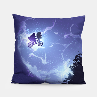 Thumbnail image of E.T. the Extra-Terrestrial Pillow, Live Heroes