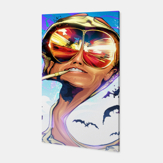 Thumbnail image of Fear and Loathing Canvas, Live Heroes