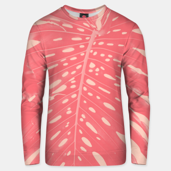 Thumbnail image of Monstera Finesse #2 #tropical #decor #art  Unisex sweatshirt, Live Heroes