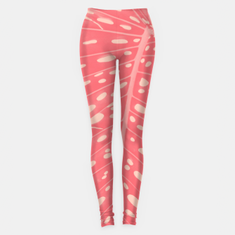 Thumbnail image of Monstera Finesse #2 #tropical #decor #art  Leggings, Live Heroes