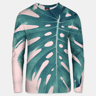 Thumbnail image of Monstera Delight #3 #tropical #decor #art Unisex sweatshirt, Live Heroes