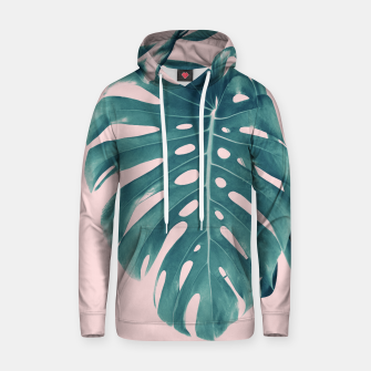 Thumbnail image of Monstera Delight #3 #tropical #decor #art Kapuzenpullover, Live Heroes