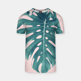 Thumbnail image of Monstera Delight #3 #tropical #decor #art T-Shirt, Live Heroes