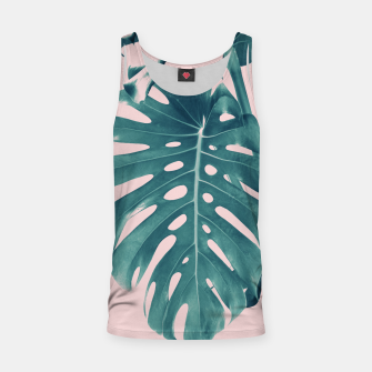 Thumbnail image of Monstera Delight #3 #tropical #decor #art Muskelshirt , Live Heroes