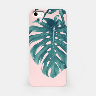 Thumbnail image of Monstera Delight #3 #tropical #decor #art iPhone-Hülle, Live Heroes