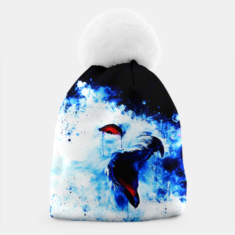 Thumbnail image of snow owl wsc80 Beanie, Live Heroes