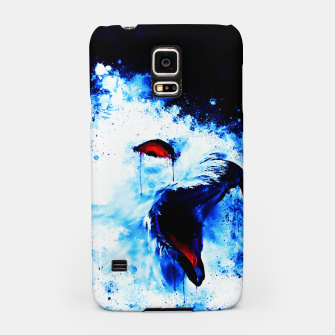 Thumbnail image of snow owl wsc80 Samsung Case, Live Heroes
