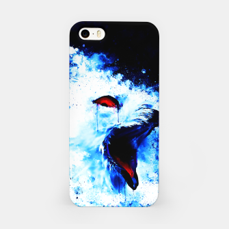 Thumbnail image of snow owl wsc80 iPhone Case, Live Heroes