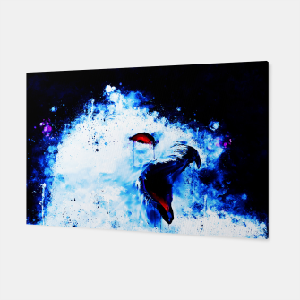 Thumbnail image of snow owl wsc80 Canvas, Live Heroes