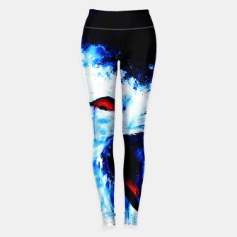 Thumbnail image of snow owl wsc80 Leggings, Live Heroes