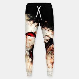 Thumbnail image of snow owl wsstd Sweatpants, Live Heroes