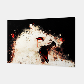 Thumbnail image of snow owl wsstd Canvas, Live Heroes