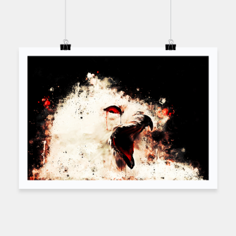 Thumbnail image of snow owl wsstd Poster, Live Heroes