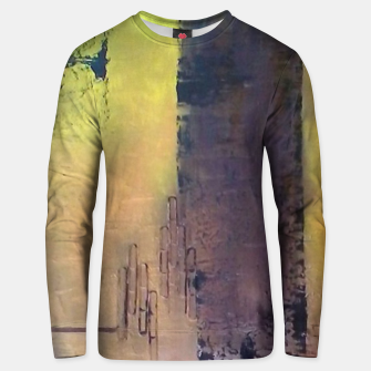 Thumbnail image of galben Unisex sweater, Live Heroes