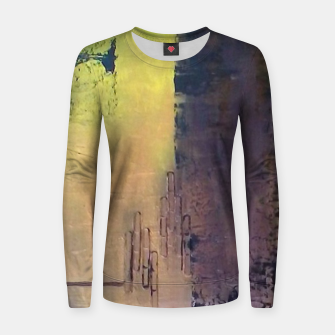Thumbnail image of galben Women sweater, Live Heroes