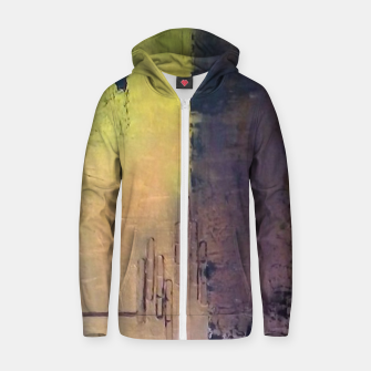 Thumbnail image of galben Zip up hoodie, Live Heroes