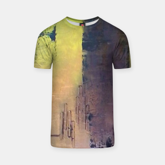 Thumbnail image of galben T-shirt, Live Heroes