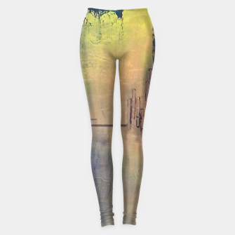 Thumbnail image of galben Leggings, Live Heroes
