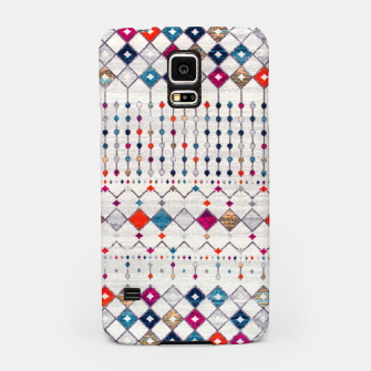 Thumbnail image of Modern Traditional Moroccan Artwork. Samsung Case, Live Heroes